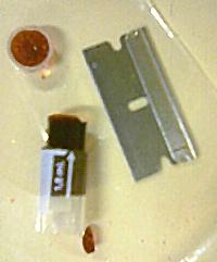 Resorcinol-Formaldehyde Gel