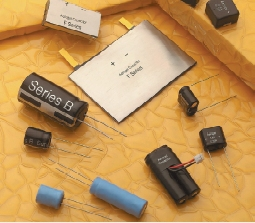 PowerStor(R) Supercapacitors Contain Carbon Aerogel for Their Ultrahigh Surface Area Electrodes
