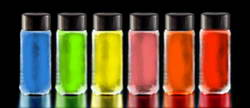 Cadmium Sulfide Quantum Dots Ranging from 2 to 6 nm Emit Different Colors of Light