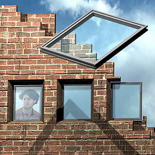 Aerogel window concept (from the web).